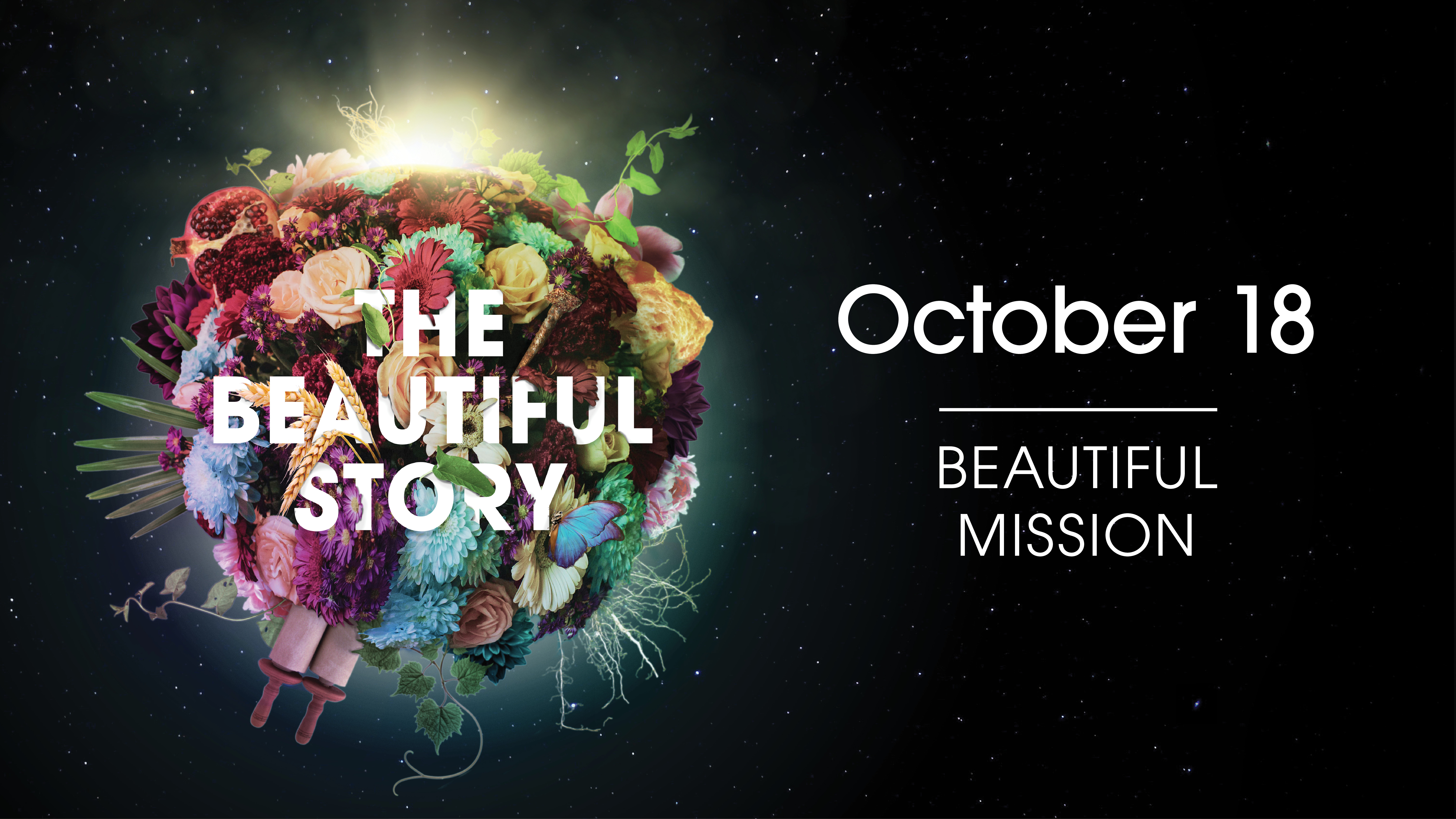 The Beautiful Story | Beautiful Mission | Michael Thornton
