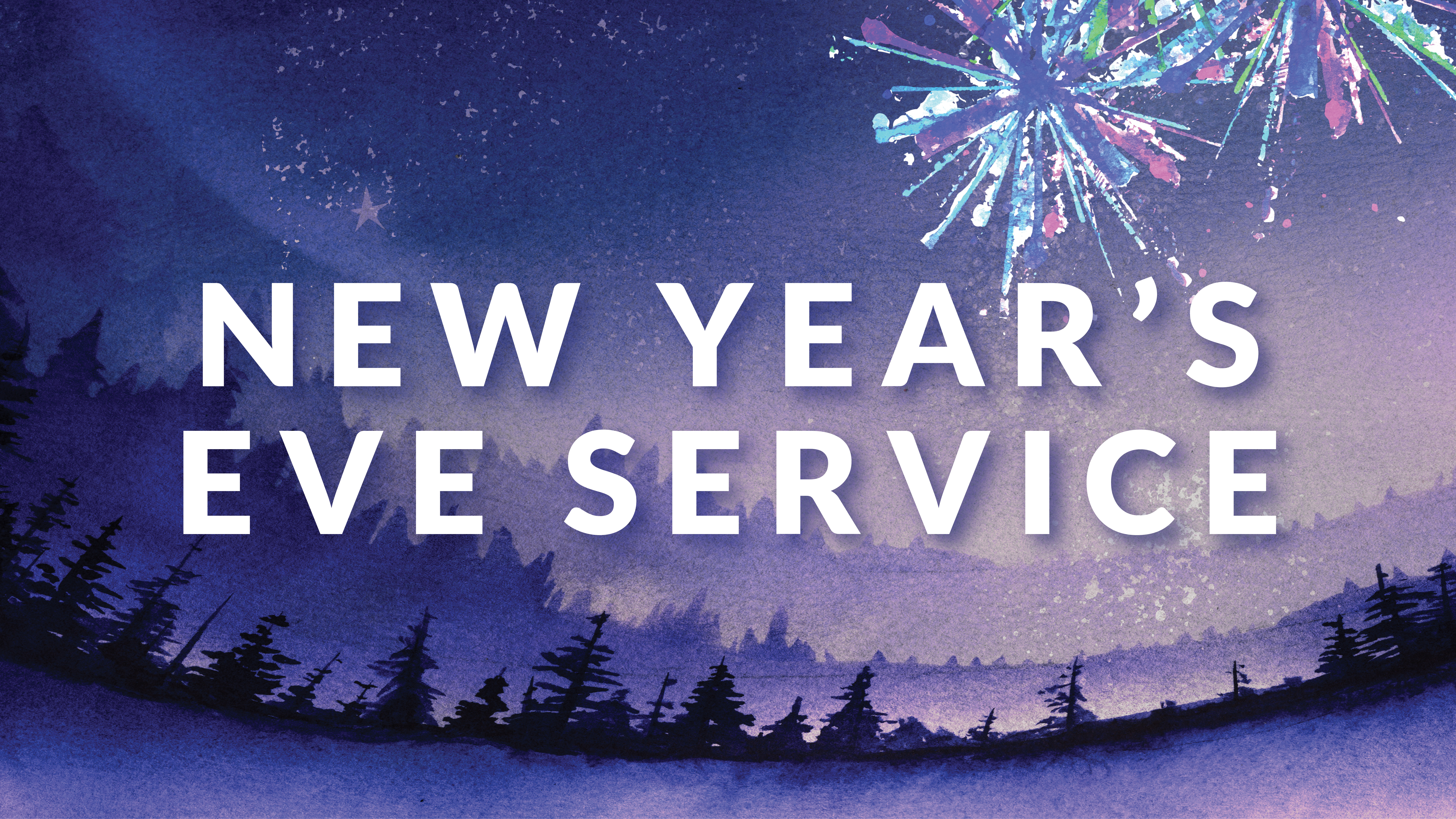 New Year's Eve | The Lord Bless You | Matt Holtzman